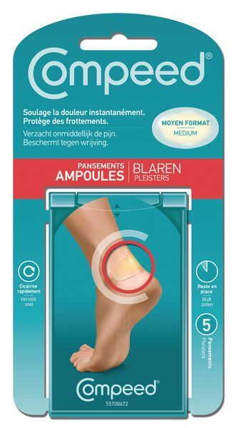 Pansements anti-ampoules Compeed®