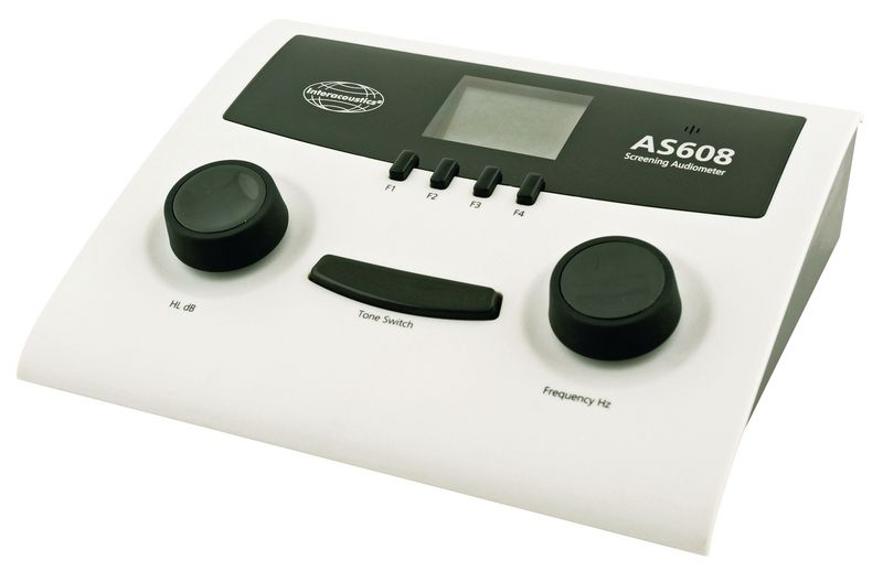 Audiomètre de dépistage AS 608