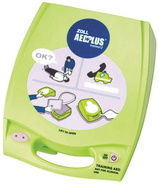 Défibrillateur de formation Zoll AED Plus Trainer 2