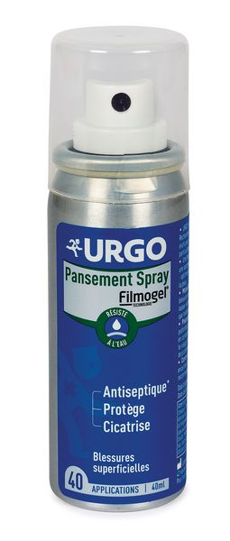 Pansement liquide Urgo en spray 40 ml