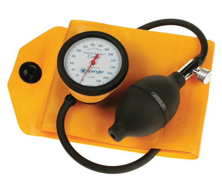 Tensiomètre manopoire Spengler Vaquez-Laubry® Clinic