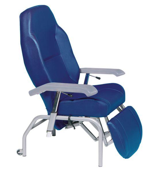 fauteuil de d tente inclinable securimed. Black Bedroom Furniture Sets. Home Design Ideas