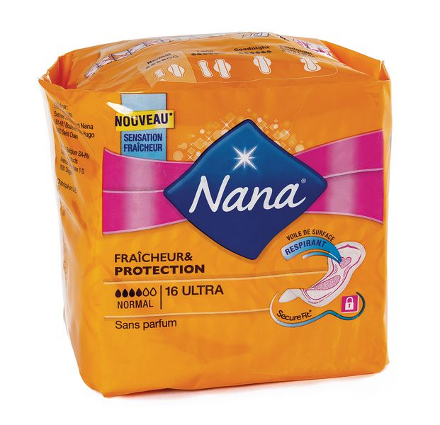 Protection périodique Vania maxi confort - Normal plus