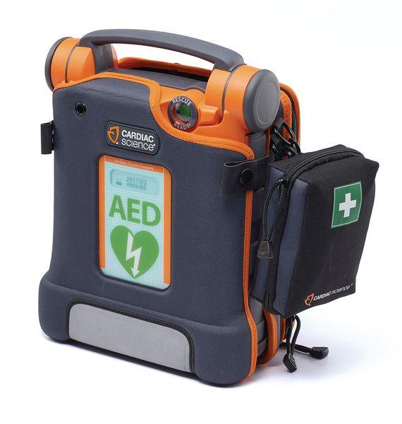 Housse de transport pour défibrillateur G5