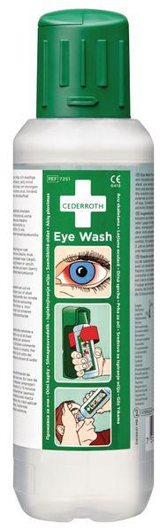 Lave-œil LNS : solution de lavage oculaire