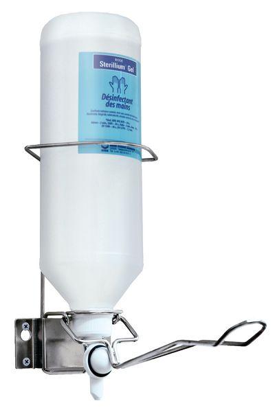 Stérilium Gel - Flacon de savon Airless 1L