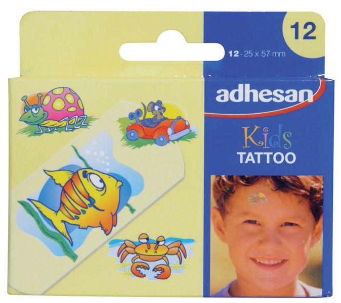 Pansements tatouage pour enfants