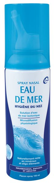 Spray nasal contre rhume et sinusite