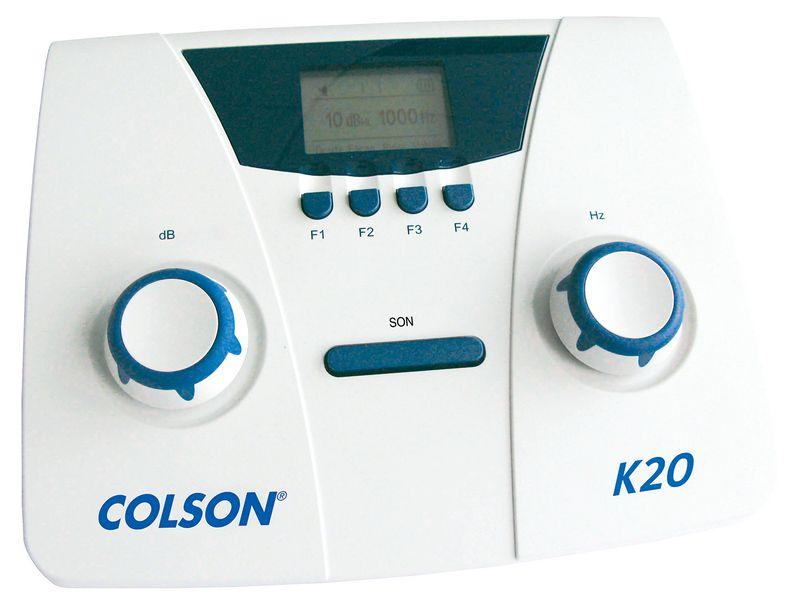 Audiomètre de dépistage automatique K20A