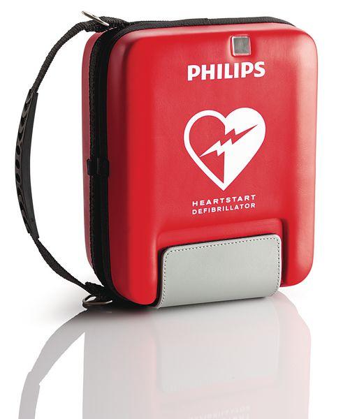 Housse de transport défibrillateur HeartStart FR3