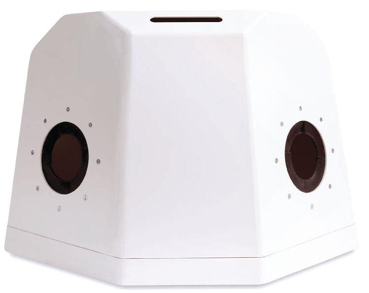 Caisson pédagogique hygiène des mains à UV Anios