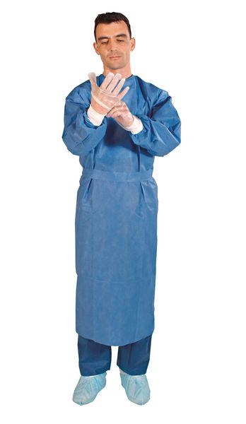 Blouse médicale stérile