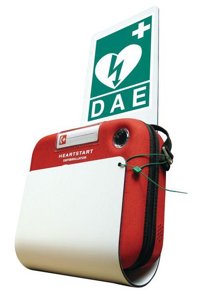 Station pour défibrillateur HeartStart HS1 ou FRX