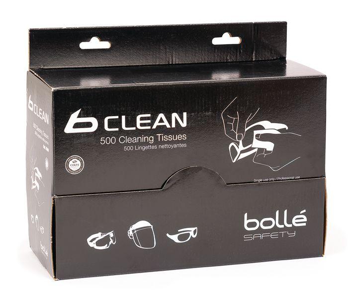 Distributeur de lingettes nettoyantes pour lunettes