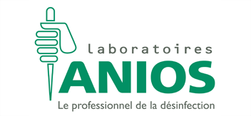 Anios, le professionnel de la lutte contre les microbes