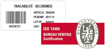 Traçabilité des dispositifs médicaux et ISO 13485