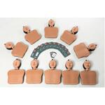 Offre pack 10 mannequins AmbuMan School