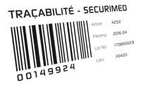 Traçabilité Securimed