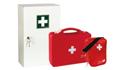 Trousses et armoires à pharmacie