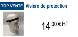 TOP VENTE - Visière de protection