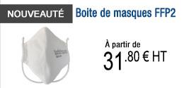 NOUVEAUTE - Masques FFP2