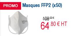 PROMO - Masques FFP2