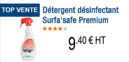 TOP VENTE - Détergent désinfectant Surfa'safe Premium