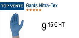 TOP VENTE - Gants Nitra-Tex