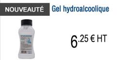NOUVEAUTE - Gel hydroalcoolique 500 ml