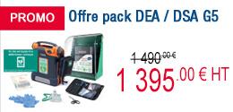PROMO - Offre pack DEA / DSA G5