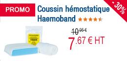 PROMO - Pansement Haemoband