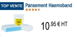TOP VENTE - Pansement Haemoband