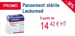 PROMO - Pansement stérile Leukomed