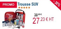 PROMO - Trousse SUV