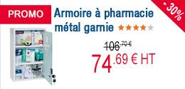 PROMO - Armoire à pharmacie