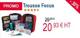 PROMO - Trousse Focus