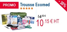 PROMO - Trousse Ecomed