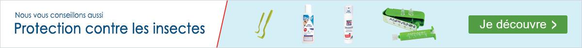 Découvrez nos produits Anti-insectes