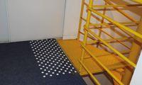 Accessibilité des escaliers