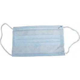 Boîte de masques chirurgicaux blancs