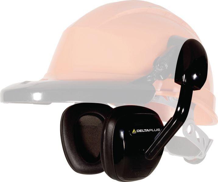 Accessoires de protection pour casques de chantier