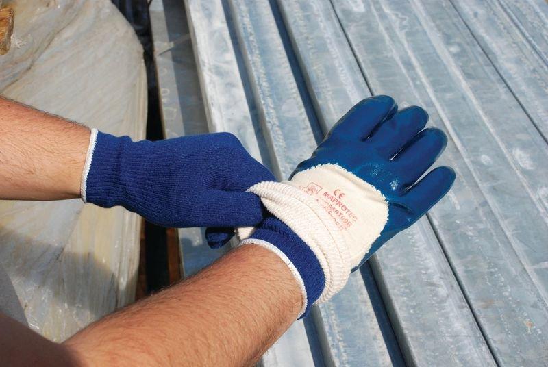 Gants de sécurité anti-froid taille 10