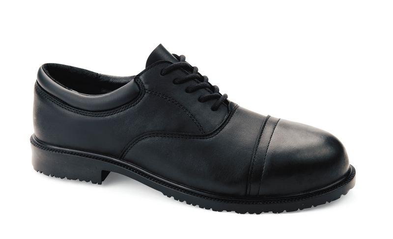 Chaussures de sécurité cuir City S3 SRC