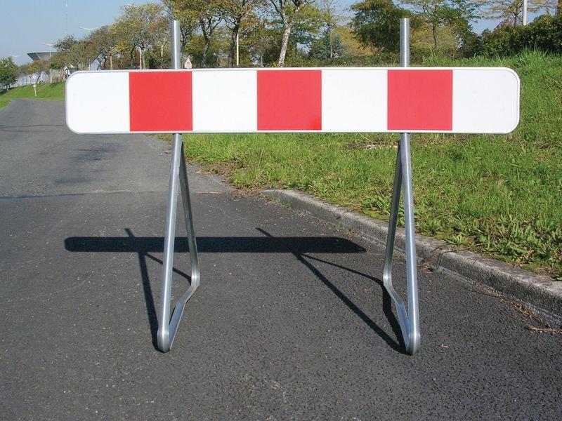 Barrage type K2 barre simple