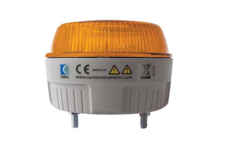 Feu à éclat au xénon 5 W 12/80Vcc et 20/72Vca