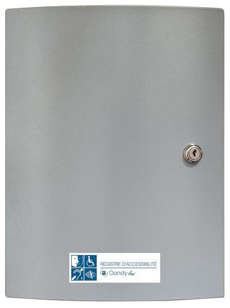 Armoire pour registre public d'accessibilité
