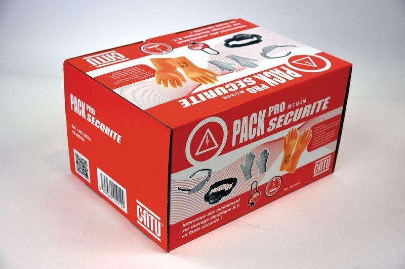 Kit de Protection Individuelle et électrique