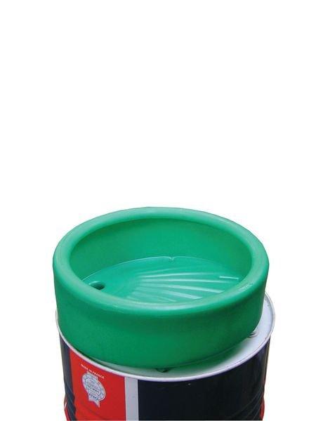 Entonnoirs polyvalent pour fûts et couvercle