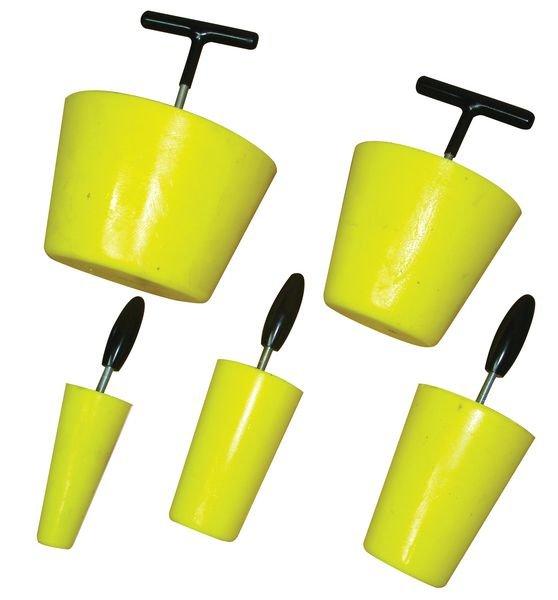 Obturateurs coniques de Ø 120 à 180 mm