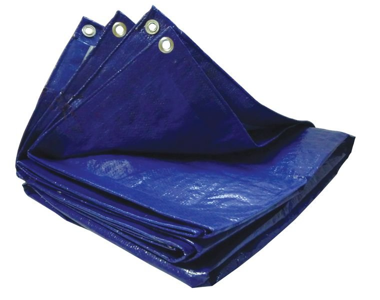 Bâches de protection en polyéthylène